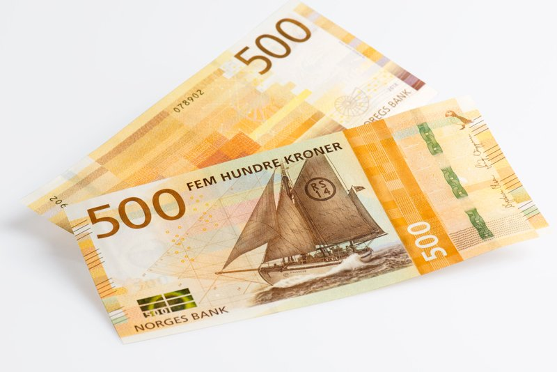 To nye pengesedler satt i sirkulasjon 1