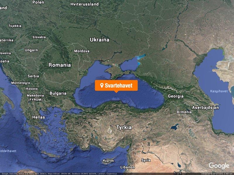 Verdens eldste intakte skipsvrak funnet i Svartehavet 3