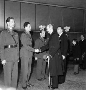 Joachim Rønneberg begraves på statens bekostning 1