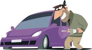 Innbrudd i flere biler på Sundmoen næringsområde 1