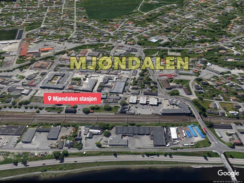 Ranet av to menn på Mjøndalen stasjon 2
