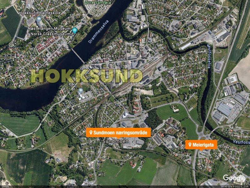 Innbrudd i flere biler på Sundmoen næringsområde 2