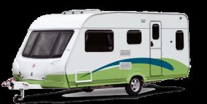 Vestfossen: Campingvogn totalskadet i voldsom brann 1