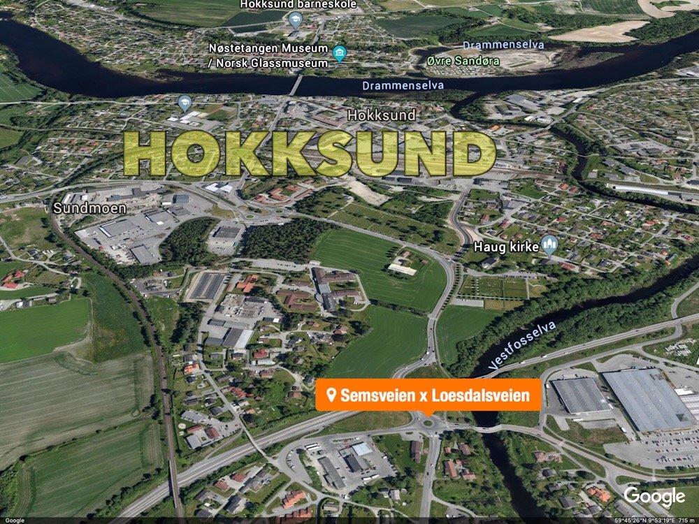 Trafikkulykke ved Langebru - trolig forårsaket av illebefinnende 2