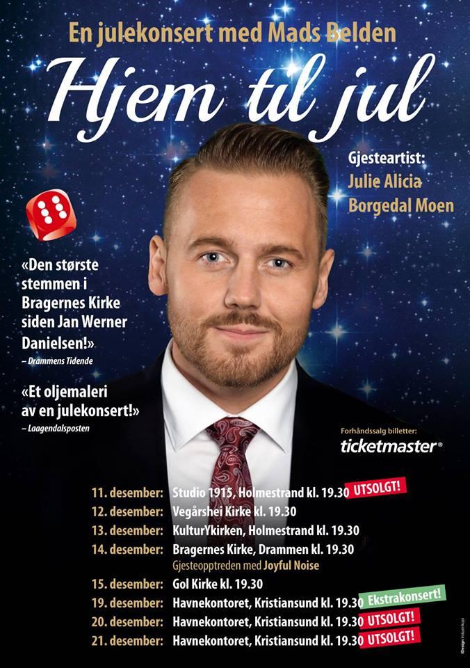 Vestfossen: Møt to sterke karer - Sangeren Mads Belden hos Henrik Framnes 3