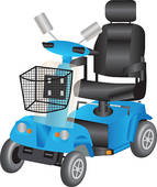 Hokksund: Mann i rullestol skadet etter påkjørsel 1
