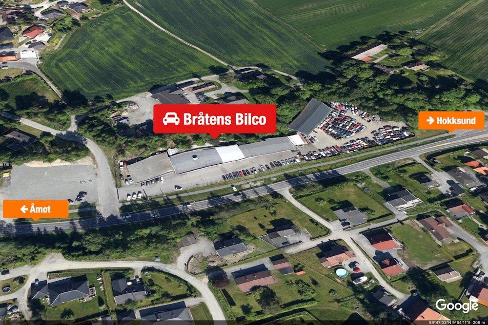 Hokksund: Røyken hadde knapt lagt seg før Bråtens Bilco igjen viste muskler 6