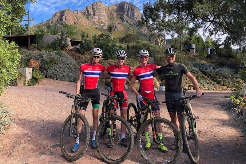 Syklister fra Fiskum tatt ut til landslaget i terrengsykling 2