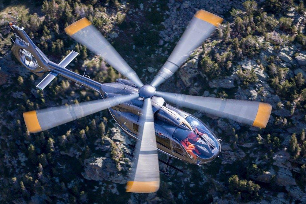 Norsk Luftambulanse først i verden med ny helikoptertype 3