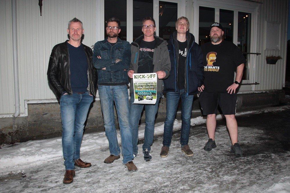 På lørdag braker det løs i Vestfossen 2