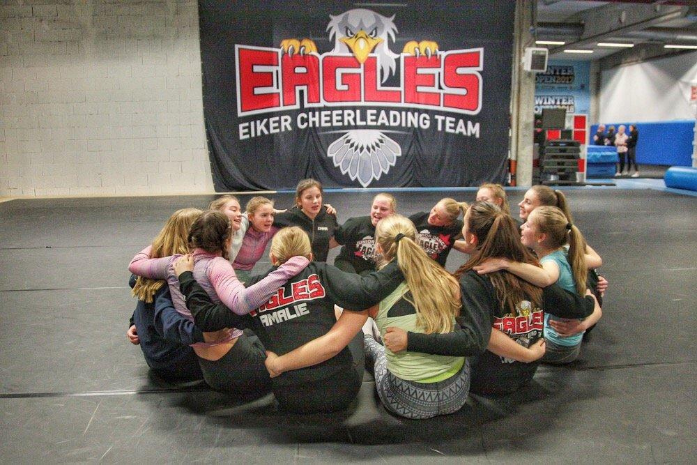 EM i Russland - neste stopp for Eagles-jentene fra Eiker 3