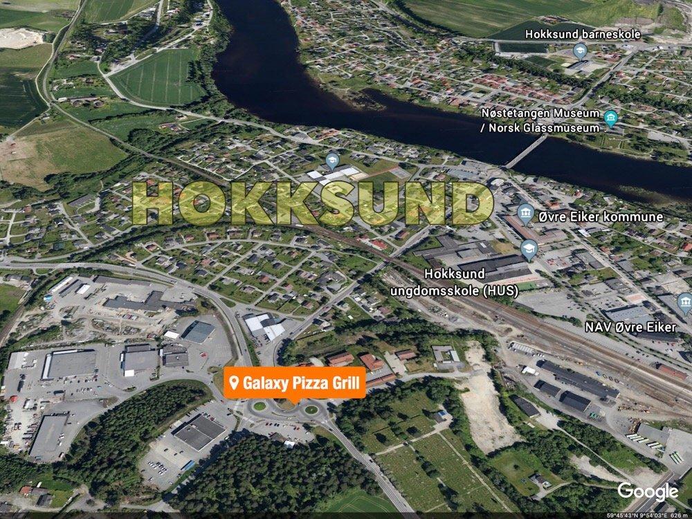 Hokksund: Gatekjøkkenet på Sundmoen trolig totalskadet i brann 2