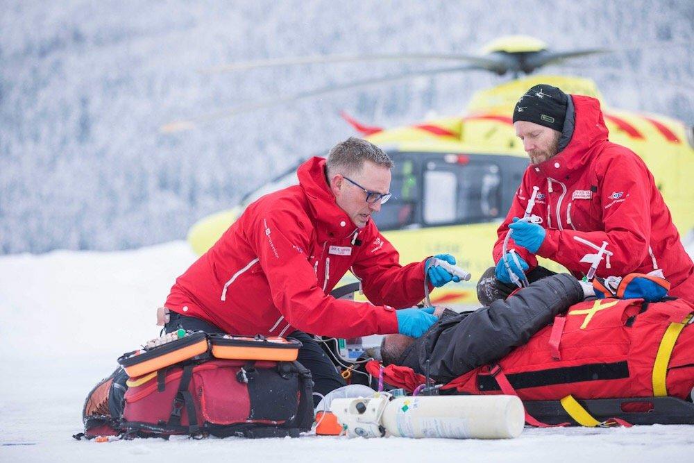 Norsk Luftambulanse først i verden med ny helikoptertype 2