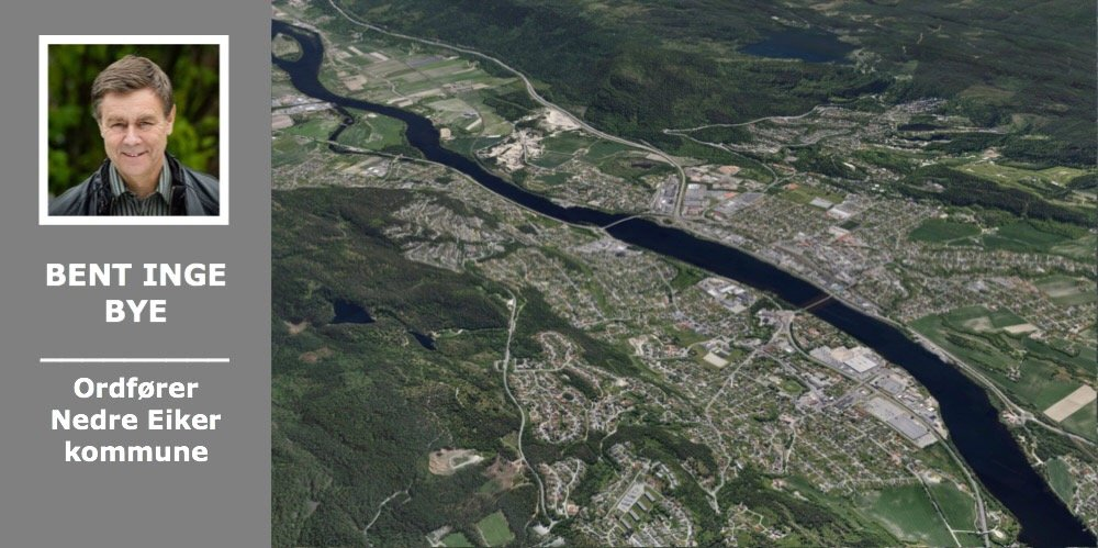 Kronikk: Ønsker dialog med innbyggerne i Nye Drammen kommune 1