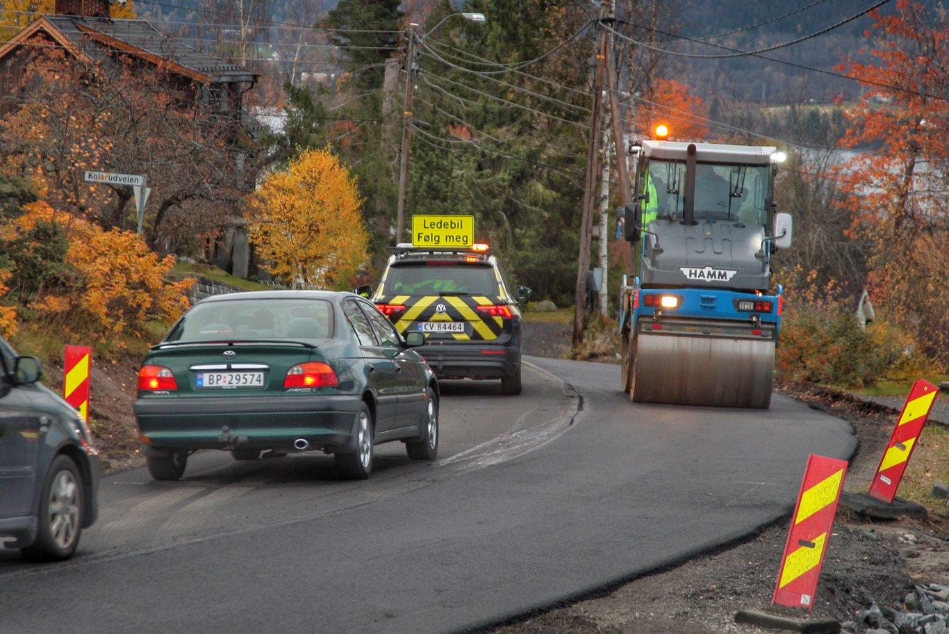 3000 km vei får ny asfalt til en verdi av 2,9 milliarder kroner 2