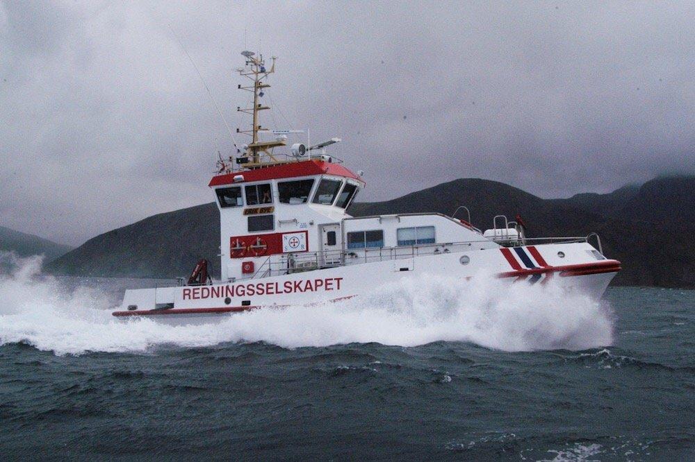 Viking Cruises med milliongave til Redningsselskapet 3