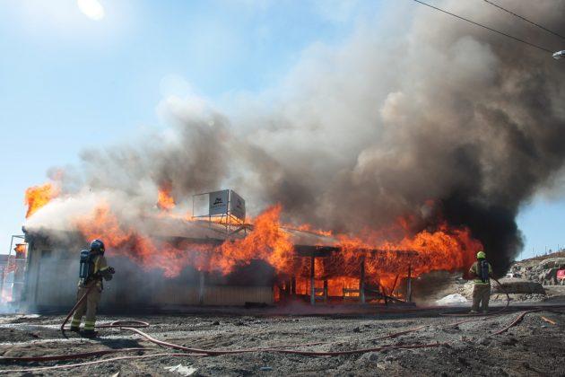 Kongsberg: Da Aas kafeteria gikk over i historien 7
