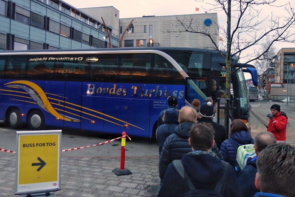Lieråstunnelen holder sommerstengt - buss for tog også i år 1