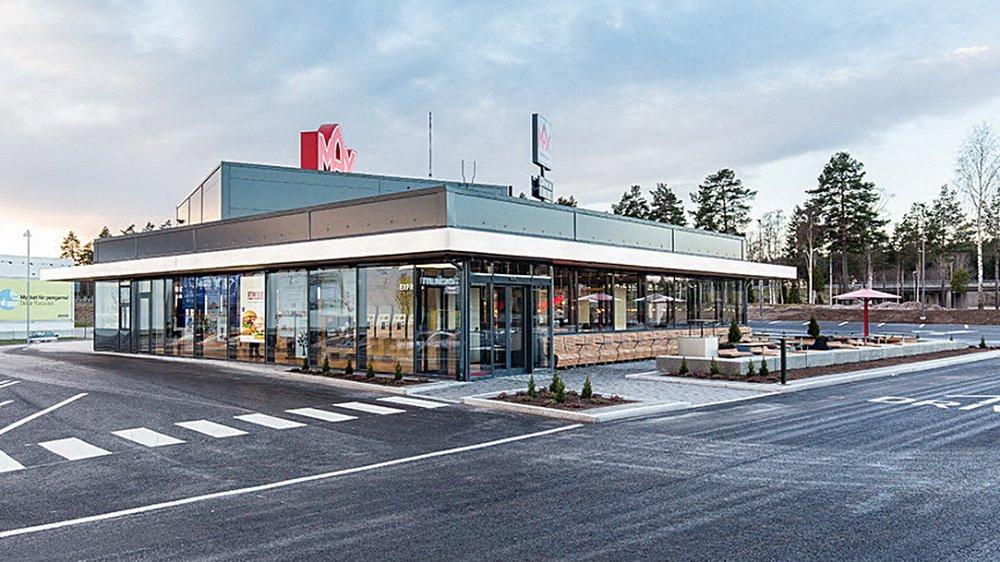 Kongsberg: Da Aas kafeteria gikk over i historien 15