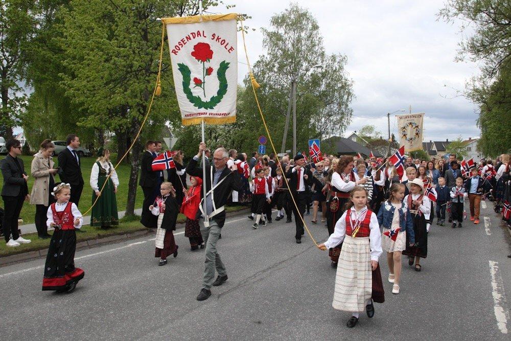 17. mai-programmet 2019 for Nedre Eiker 6