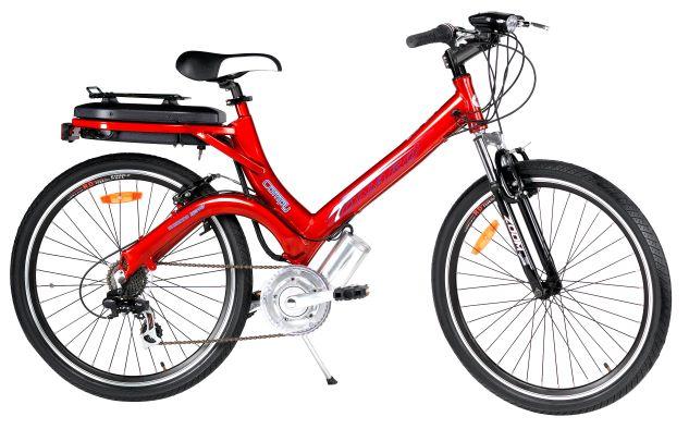 Halvparten av elsyklene ikke godkjent i NAFs elsykkeltest 1
