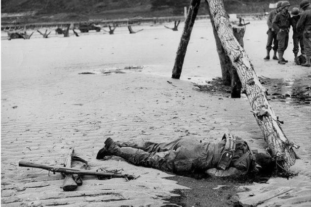 Normandie 1944: I dag er det 75 år siden senkingen av Svenner 5