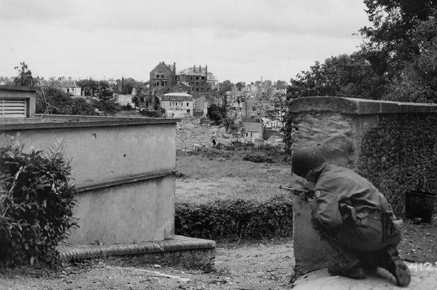 Normandie 1944: I dag er det 75 år siden senkingen av Svenner 14
