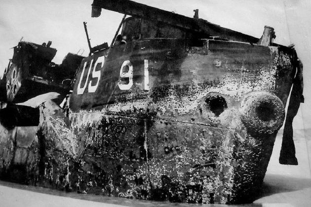 Normandie 1944: I dag er det 75 år siden senkingen av Svenner 15