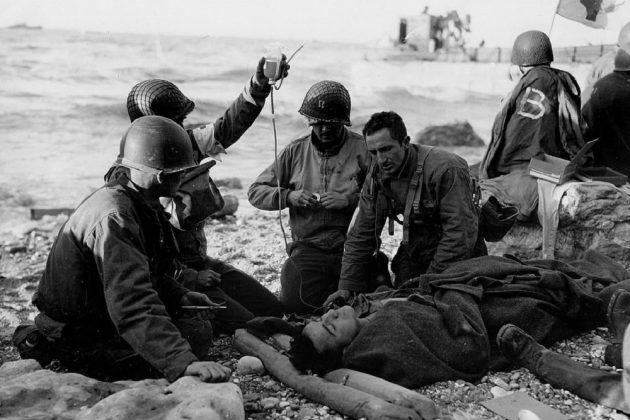 Normandie 1944: I dag er det 75 år siden senkingen av Svenner 18