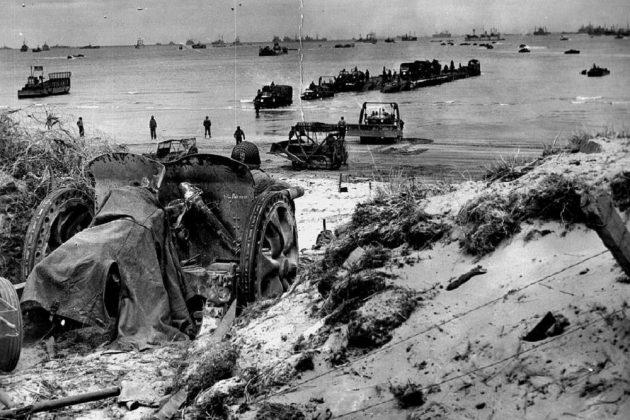 Normandie 1944: I dag er det 75 år siden senkingen av Svenner 6