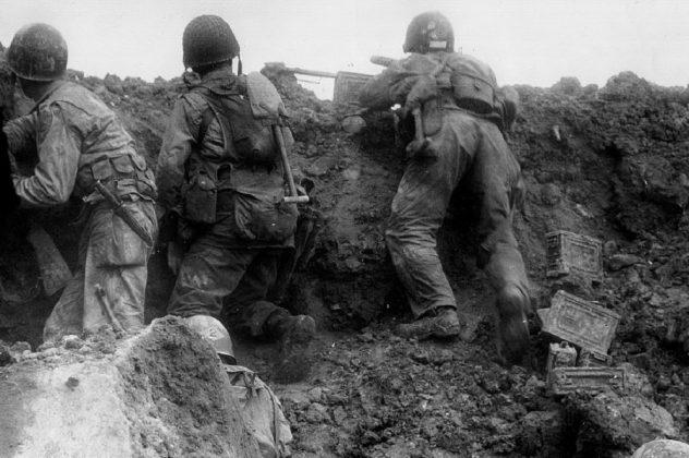 Normandie 1944: I dag er det 75 år siden senkingen av Svenner 7
