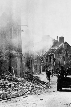 Normandie 1944: I dag er det 75 år siden senkingen av Svenner 8