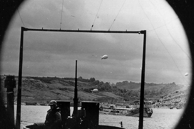 Normandie 1944: I dag er det 75 år siden senkingen av Svenner 9