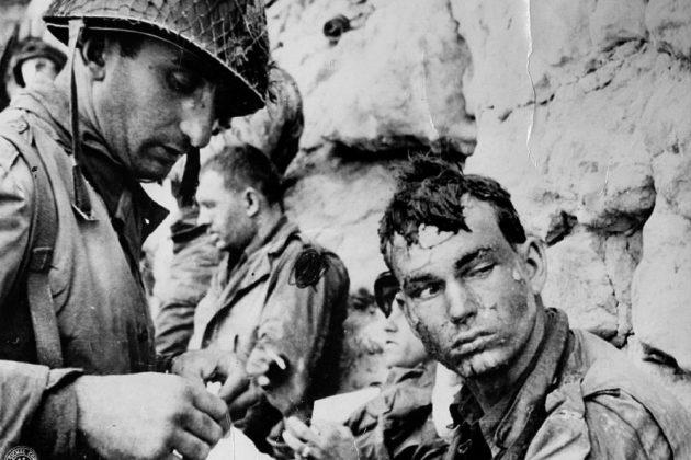 Normandie 1944: I dag er det 75 år siden senkingen av Svenner 11