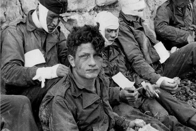 Normandie 1944: I dag er det 75 år siden senkingen av Svenner 12
