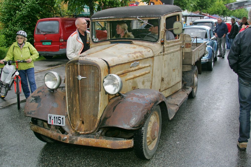 Er dette Norges eldste med fartsbot? 2