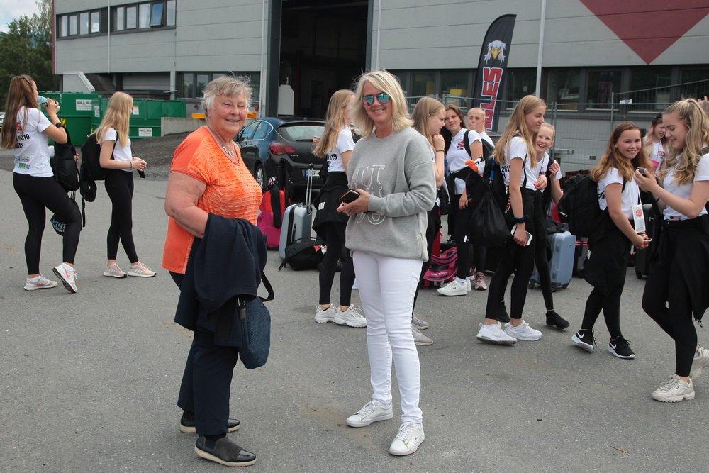 Eagles-jentene fra Eiker på plass i Sankt Petersburg 5
