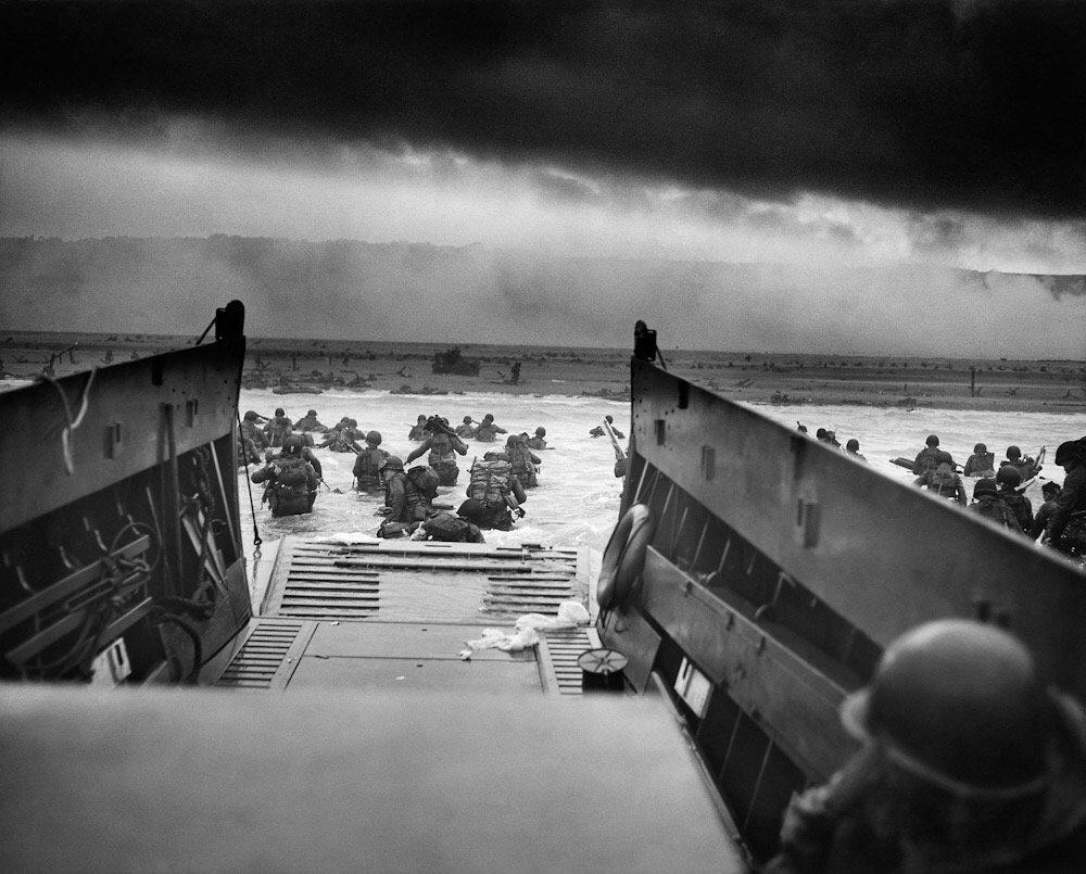 Normandie 1944: I dag er det 75 år siden senkingen av Svenner 1