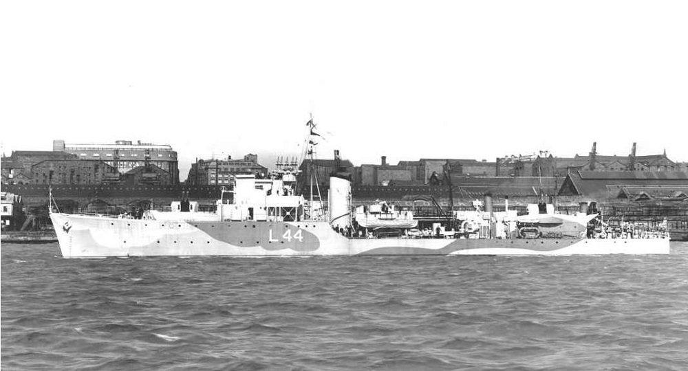 Normandie 1944: I dag er det 75 år siden senkingen av Svenner 3