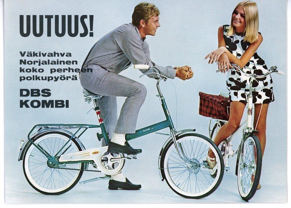 Posten hedrer norske sykkelfabrikker med frimerker 1