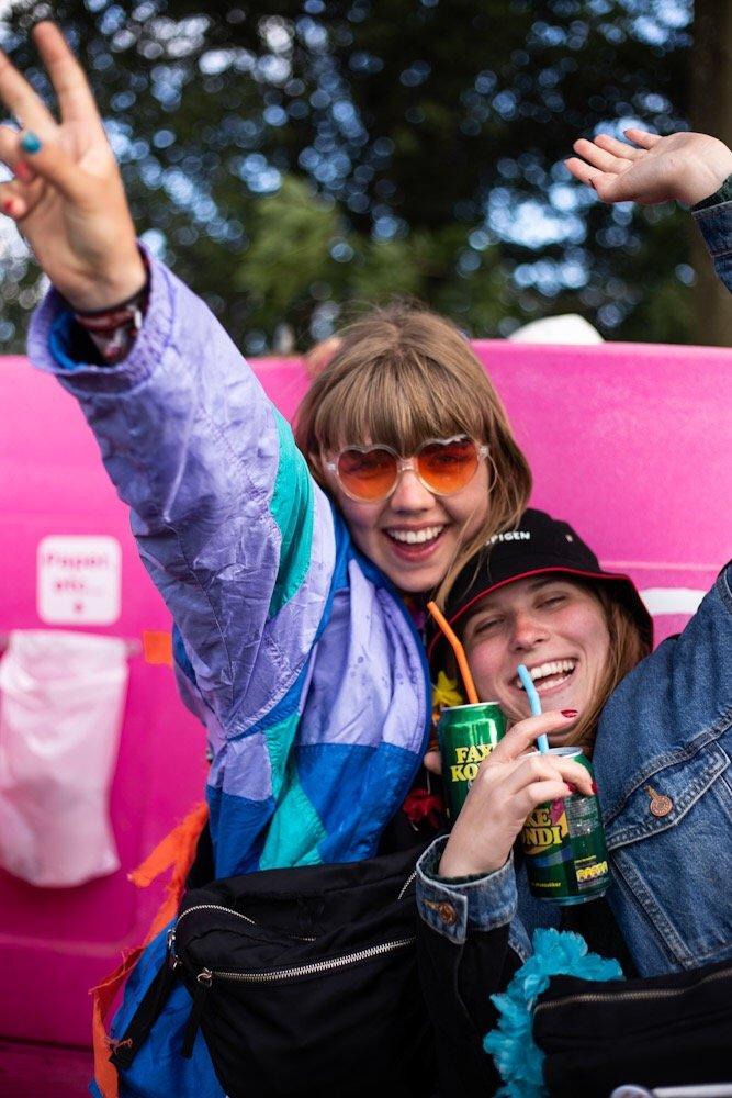 Vestfossenfirma  introduserer pissoar for kvinner i Norge 1