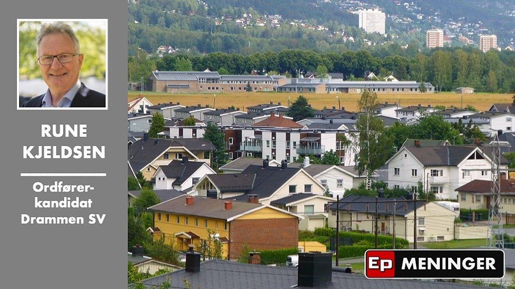 - SVs eiendomsskatt er rettferdig fordeling 1