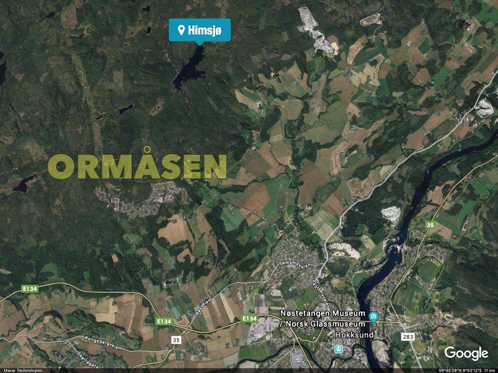 Mann i 60-årene funnet død etter søk ved Himsjø 1