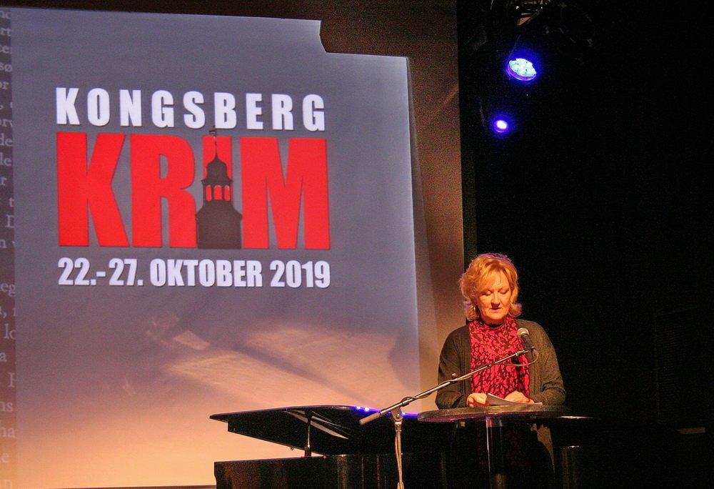 På besøk hos Kongsberg Krimfestival og Øystein Wiik 1