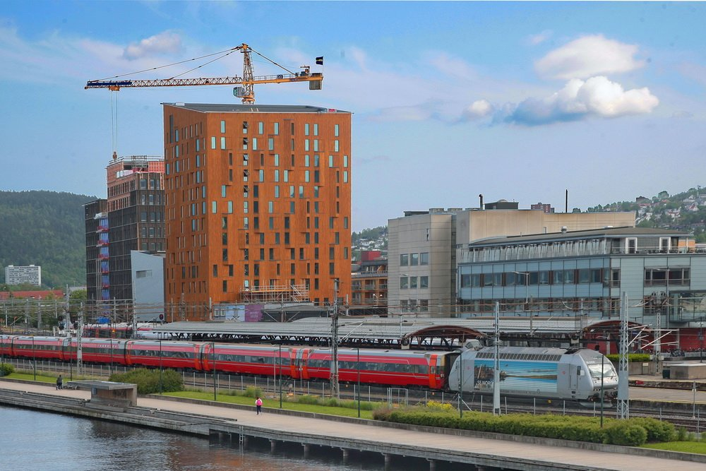Quality Hotel River Station åpnet i Drammen 1
