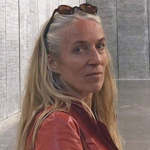 Åtte tonns kunstverk fra Hokksund til Kongsberg 1