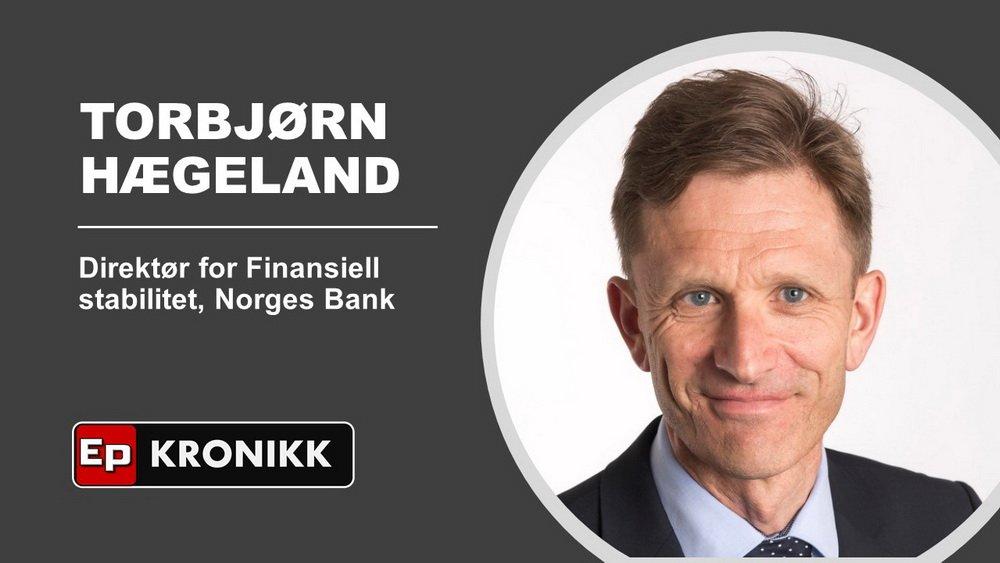 Norges Bank: - Retten til å betale med kontanter bør klargjøres 1