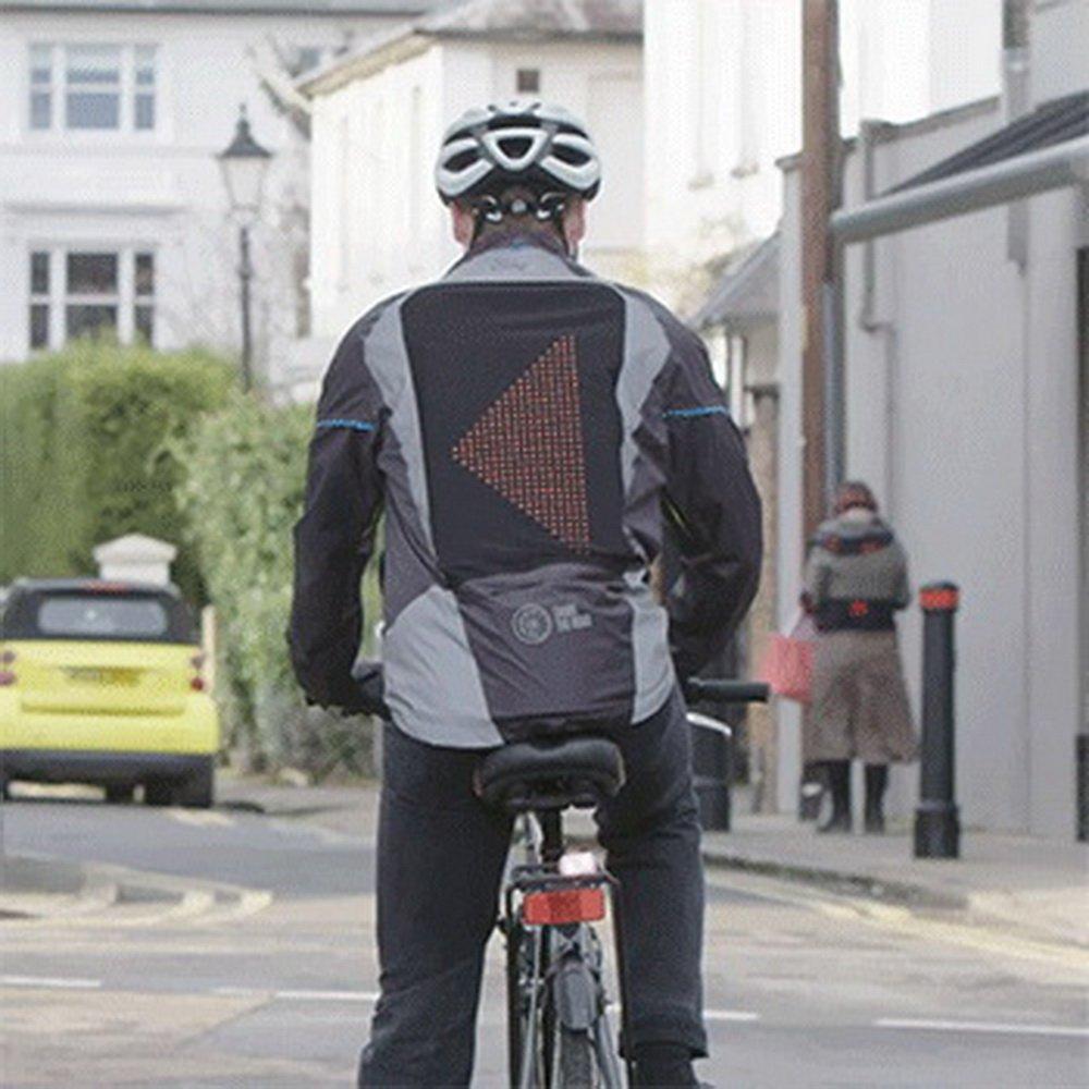 Ford har utviklet emoji-jakke for syklister 2